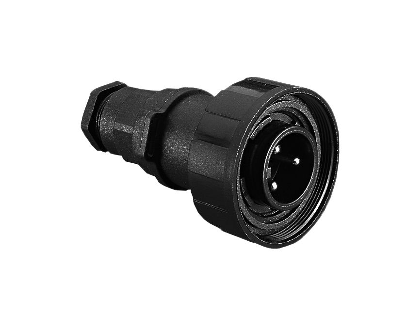 Flex Cable Connector Px0731 Series 3 Pole Plug Screw Termination  Contacts Supplied Fitted  3
