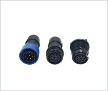 Miniature Circular Power Connectors